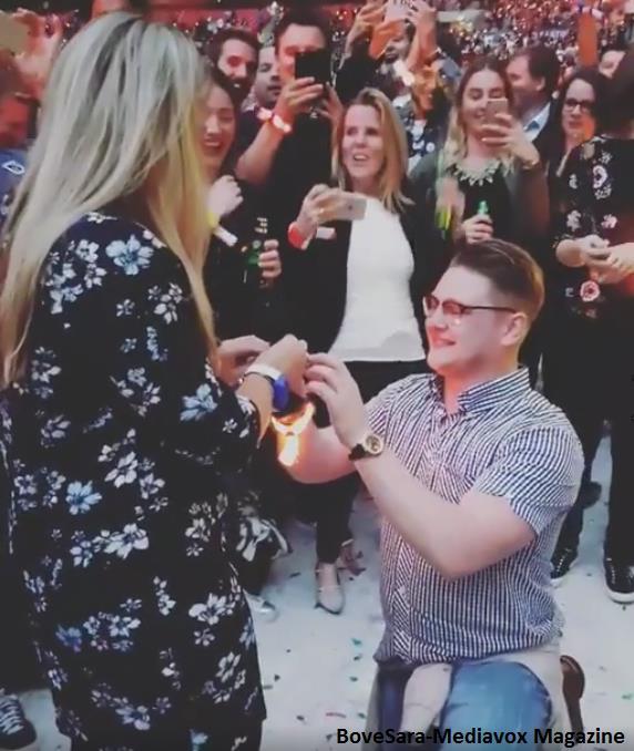 Screenshot realizzato dal video di antoniocastra-instagram