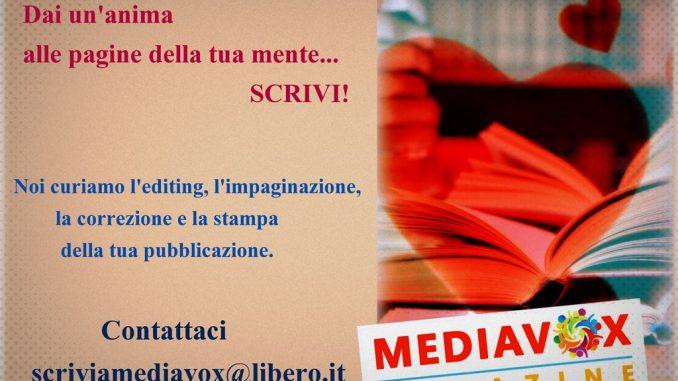 Contattaci: scriviamediavox@libero.it