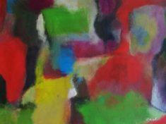 Opera di Lorenzo Basile. Titolo: Labirinto cromatico.