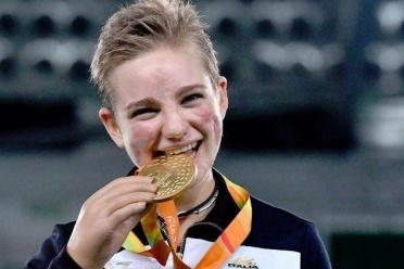 Beatrice Vio, campionessa paralimpica