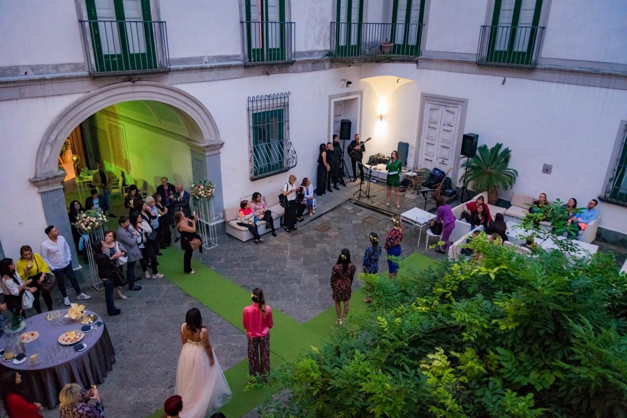 Cucina Della Mamma Nocera Inferiore il gala' della sposa: un successo annunciato – mediavox magazine
